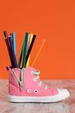 Child shoe Royalty Free Stock Photo