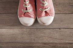 Child shoe Stock Photography