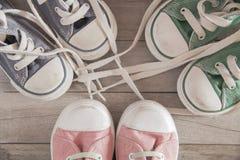 Child shoe Royalty Free Stock Photography