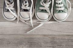 Child shoe Royalty Free Stock Image