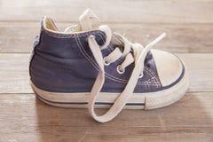 Child shoe Stock Images