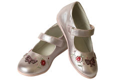 Child shoes Stock Photography