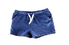 Child Shorts Stock Image