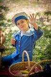 Child, Sitting, Toddler, Boy royalty free stock photo