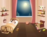 Child sleep Royalty Free Stock Photos