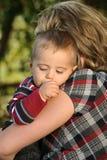 Child Sleeping Royalty Free Stock Images