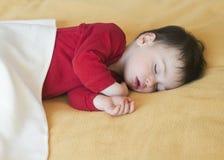 Child sleeping Stock Image