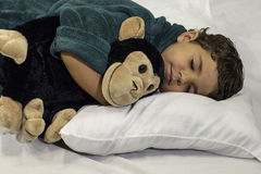 Child Sleeping Stock Photos