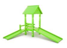 Child slide Stock Image