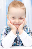 Child smile Royalty Free Stock Images