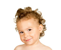 Child with smile Royalty Free Stock Photos