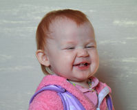 Child smiles Stock Photo
