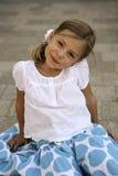 Child smiling Royalty Free Stock Image