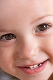 Child smiling Stock Photos