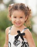 Child smiling Royalty Free Stock Photos