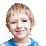 Child smiling Stock Images