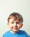 Child smiling Royalty Free Stock Photography