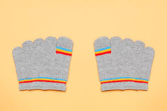 Child socks Stock Photography