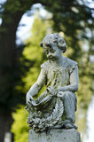 Child statue Stock Images