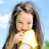 Child in summer Stock Photos