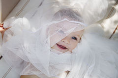 Child summer Royalty Free Stock Photo