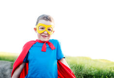 Child super hero Royalty Free Stock Photo