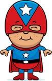 Child Superhero Royalty Free Stock Photography