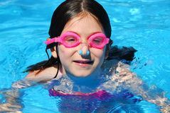 Child swimming pool Royalty Free Stock Photo