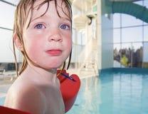 Child swimmingpool Stock Photos