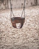 Child Swing Royalty Free Stock Images