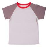 Child t-shirt isolated on white background. Stock Photography