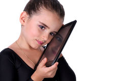 Child tablet Stock Photos