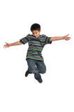 Child tap dancer Stock Photos