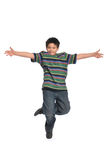 Child tap dancer Royalty Free Stock Photography