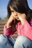 Child thinking Stock Photos