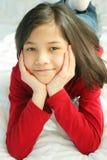 Child thinking Stock Image