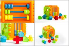 Child toys Royalty Free Stock Photo