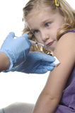 Child vaccinations. Stock Photo
