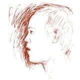 Child (vector) Stock Photo