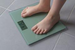 Free Child Weighing Up Stock Photos - 36749553