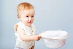 The child Royalty Free Stock Photography