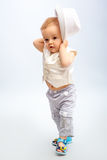 The child Stock Photo