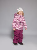 Child in winter clothes Royalty Free Stock Photos