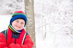 Child winter Stock Photos