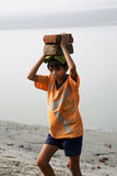 Child workers Stock Photography