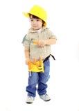Child working Stock Image
