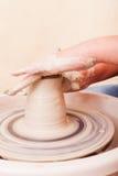 Child& x27; keramische Handwerkkünste s Stockbilder