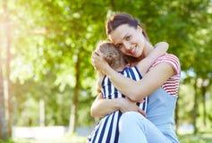 childcare imagem de stock royalty free