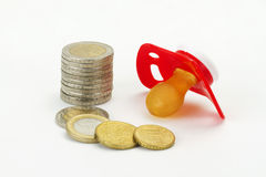 Childcare benefit Royalty Free Stock Photo