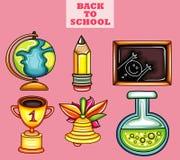Childern learning Stock Image
